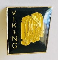 Viking Brand Retro Advertising Pin Badge Vintage (C21)