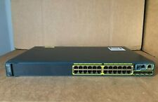Cisco 2960S-24TS-L (Cisco WS-C2960S-24TS-L) Cisco 24-Port Gigabit Managed Switch
