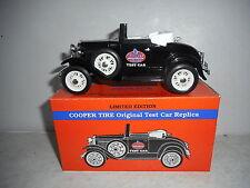 Liberty Classics Armored - Cord COOPER TIRES Original Test Car Replica - 1/25