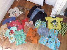 Lot de vêtements garçon 18 mois - 3 ans - 18 pièces bon à très bon état