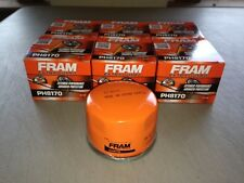 "SIX(6) NEW ""SHORTY"" Fram PH8170 Oil Filter CASE fits Briggs 492932(S) 120485"