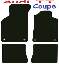 Deluxe Quality Car Mats for Audi TT 99-06 ** Tailored for Perfect fit ;) **