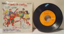 "7"" 45rpm The Archies ‎Colina De Melodia (Melody Hill) RCA Victor Mexican Press"