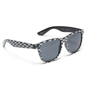 New Neff Daily Shades Sunglasses Checkers Black White