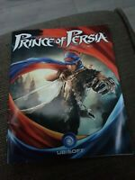 Prince of Persia Sony PlayStation 3 PS3 BOOKLET ONLY