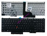 Brand New for lenovo IBM Thinkpad P70 P71 laptop black US keyboard non-backlit