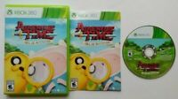 Adventure Time Finn & Jake Investigations Xbox 360 Complete Game Works Very Good