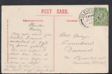 Family History Postcard - Mayes or Mager? - Downend, Near Bristol   RF859