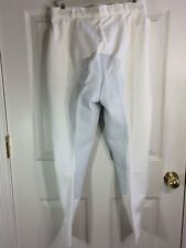 NWOT FULL SEAT WHITE RIDING BREECHES CORNETT 51 MADE IN GERMANY US SIZE 30R