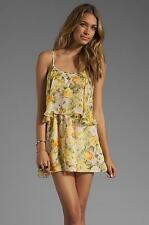 LOVERS + FRIENDS Sunkissed Dress In Floral For Women SZ L MSRP $ 159