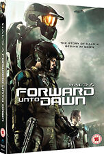 HALO 4 - FORWARD UNTO DAWN - DVD - REGION 2 UK