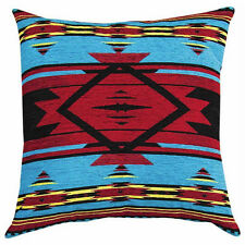 """PILLOWS - """"ECHO CANYON"""" TAPESTRY THROW PILLOW - 20"""" SQUARE - LODGE DECOR"""