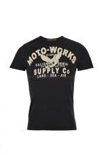Johnson Motors Moto-Supply oiled black 1 2 3