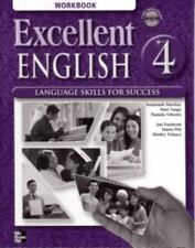 Excellent English 4 Student Book And Workbook Package: By Susannah MacKay, Ma...