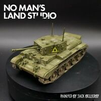 Pro Painted 28mm Bolt Action British Cromwell tank warlord games ww2