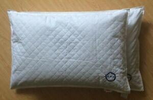Australian Buckwheat Husk / Hull Pillow - Standard or Medium Sized