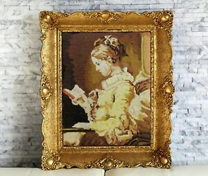 """Needlepoint Tapestry 