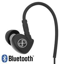 2017 NIB JAMMYPACK THE WIRE BLUETOOTH EARBUDS $40 Black wireless headphones