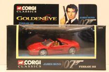 Corgi 007 Ferrari 355 1:36