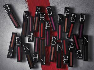 NARS Powermatte Lip Pigment Full Size 0.18 oz / 5.5 ml New In Box *U PICK SHADE*