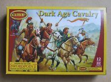 Dark Age CAVALRY - 28mm (Gripping Beast) Goths / Franks / Germanic - 3 MODELS