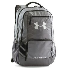 Under Armour Hustle Backpack II Schule Laptop Sport Rucksack 1263964-040