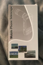 Telescope Lens For Mobile Cell Phone Camera with Universal Clip On (Brand New)