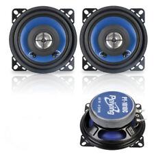 Auto Lautsprecher SET 2x 60W 10cm 100mm 60W KFZ Car Sound AUTO HIFI Boxen