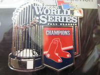 2013 World Series Champs Pin - Boston Red Sox