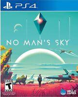 NEW No Man's Sky Regular Edition (Sony PlayStation 4, 2016)