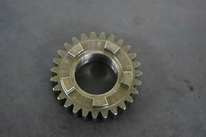 DUCATI MONSTER SUPERSPORT 600 620 750 ENGINE TRANSMISSION DRIVING 4TH GEAR 27T