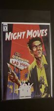 Night Moves #1 2018 Vf/NM IDW Comics 1st Print Sold Out HTF