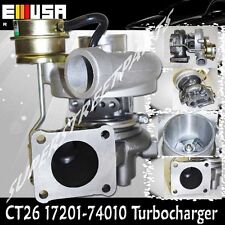 CT26 17201-74010 Turbo charger fit 88-90 Toyota Celica 4WD 2.0L P 3SG-TE/3S-GTE