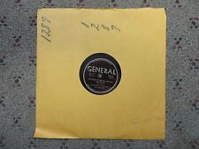 The Jubileers, 78 RPM, General No.1803, I've Been Working on The Railroad