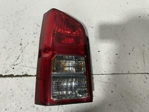 Nissan Pathfinder Left Tail Light R51 05/2005-09/2013