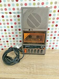 Vintage Amstrad CTR-6600 PORTABLE CASSETTE TAPE PLAYER RECORDER