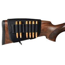 Tourbon Gewehr Patronenhalter aus Neopren Hinterschaft Ammo Halter Patronen Jagd
