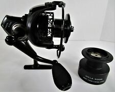 KastKing Mela 5000 Fishing Reel w Extra Fishing Spool / Freshwater & Saltwater
