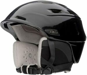 Smith Optics Compass Snow Helmet (Black Pearl, Small)