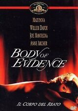 Body of Evidence (1992) DVD NUOVO Sigillato