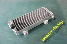Left No Cap Side Aluminum Radiator FOR KTM 125/200/250/300 SX/MXC 2008-2016 2011