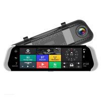 10 Telecamera Dvr 3G Specchietto Retrovisore Auto Dvr Dual Lens Android 5.1 P9H2