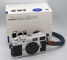 Zeiss Ikon Ikon M-Mount 35mm Rangefinder Film Camera Body Only
