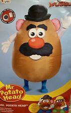 Mr. Potato Head Inflatable Costume. New, Adult Size.