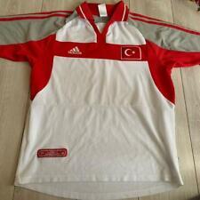 Football shirt soccer FC Turkey Home 1999-2000 Adidas jersey Vintage Size