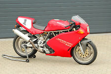 Ducati Supersport 900 Superlight 1995-1997 Nummernfelder Satz Numberboards