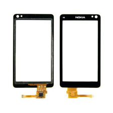 New Nokia OEM Front Touch Screen Digitizer Glass Lens for N8 N8-00 - BLACK