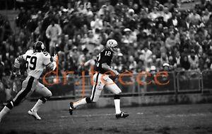 1973 Ken Stabler OAKLAND RAIDERS - 35mm Football Negative