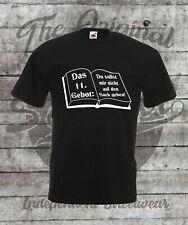 T-Shirt S bis 4XL / Das 11. Gebot / Fun Shirt / Spaß / Fun / Spruch / Lustig