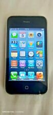 Apple iPhone 3GS - 8GB-Negro (O2 Tesco GiffGaff) Teléfono Inteligente